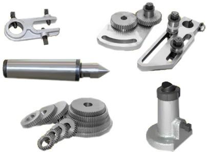 Комплекты принадлежностей для универсальной делительной головки УДГ.