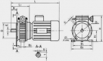 Мотор-вариаторы и мотор-вариатор-редукторы