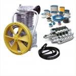 Запасные части и комплектующие к компрессорному оборудованию