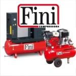 Поршневые и винтовые компрессоры FINI