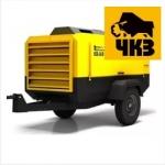 Винтовые компрессорные установки КВ дизель