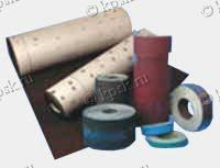 Шлифовальная шкурка в рулонах и бобинах