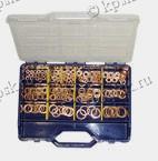 Медные уплотнительные кольца предназначены для обслуживания топливных и других систем