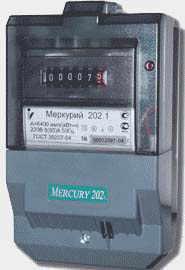 Счетчик Меркурий 202