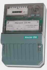 Счетчик Меркурий 230 АМ