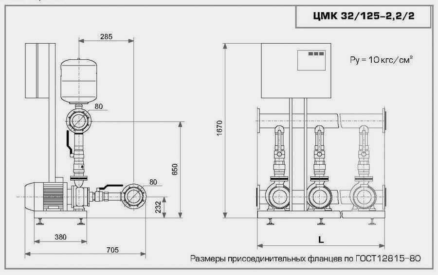 Иртыш-Комфорт ЦМК-32/125-2